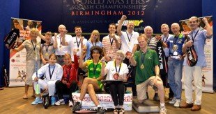 2012: 18 Masters Champions crowned in Birmingham