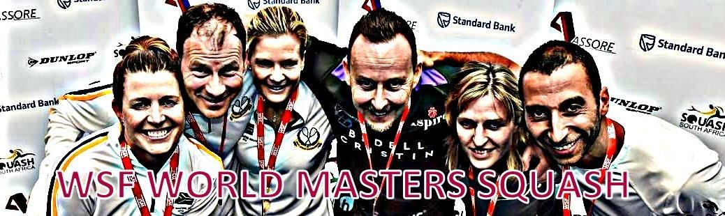 WSF World Masters Squash